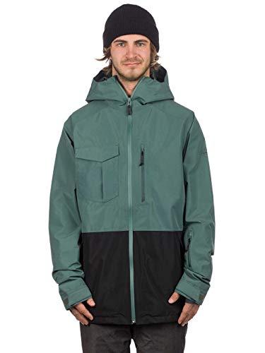 Denison Jacket - Dakine Men's Smyth Pure Gore-Tex 2l Jacket, Balsam, Black, XL