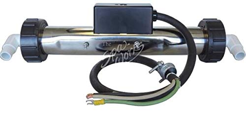 - Hot Tub Classic Parts Saratoga Spa 4.0KW, 240 Volt Vertical Low Flow Heater HYD26-H3037-5S-K