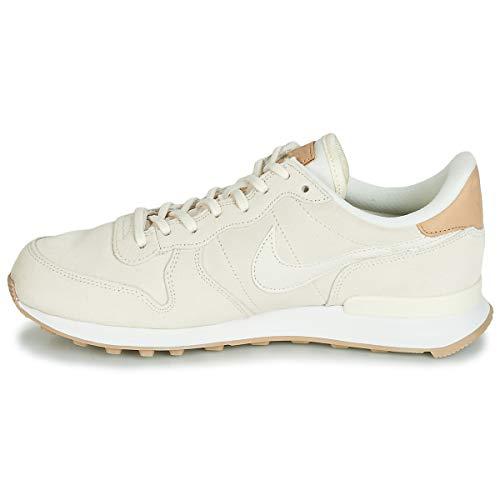 Mujer Para Nike De Prm Internationalist Beige W Zapatillas Entrenamiento wxWxv76