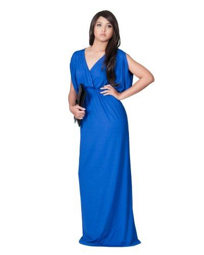 KOH Womens Sleeve V Neck Summer product image