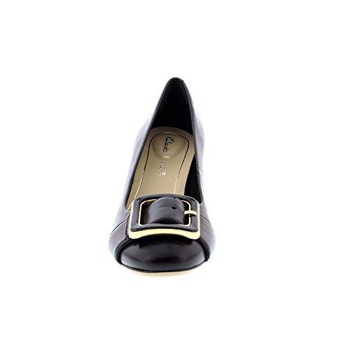Clarks Orabella Fame - Black Leather 8 UK