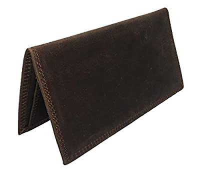 Top Hyde Genuine Crazy Horse Leather Wallets