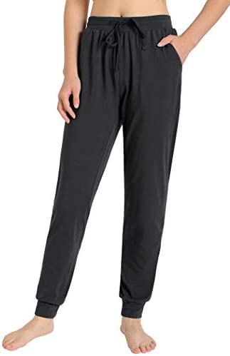 Weintee Women's Workout Joggers Athletic Sweatpants with Pockets 1