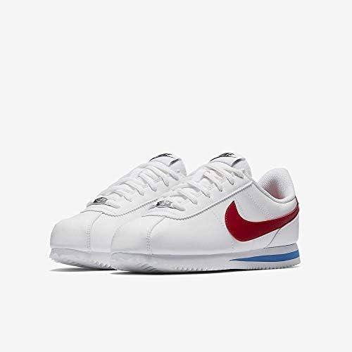 filtrar adyacente Rizo  Amazon.com | Nike Cortez Gs Ankle-High Fashion Sneaker | Shoes