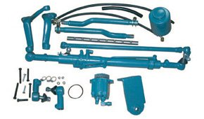 amazon com ford tractor power steering conversion kit vpj4042 2000