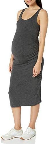 Amazon Essentials Women's Maternity Sleeveless D
