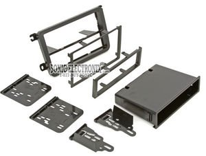 Metra 99-9011 Single DIN Installation Multi-Kit for Select 2005-2009 Volkswagen Vehicles