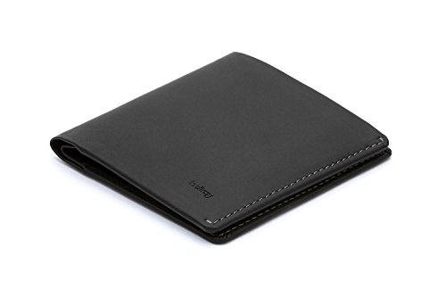 Bellroy Note Sleeve Leather Wallet, Black ()