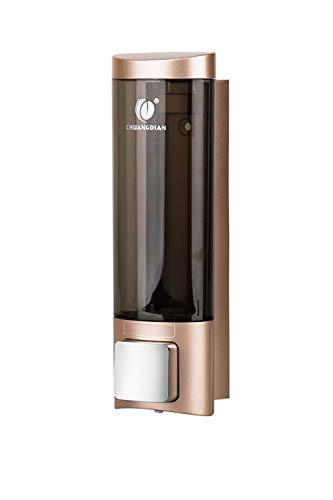 BBX Lephsnt 200ml lManual Wall Soap Dispenser, for Kitchen, Bathroom, Home Office, Hotel, Commercial Buildings