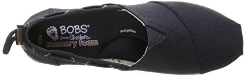 Azul Highlights Marino Mujer Sail Skechers 34096 Zapatos Navy TwqIF