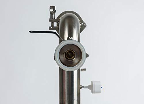 Amazon.com: Wein 5 PRO 50l Still Home - Kit de destilador de ...