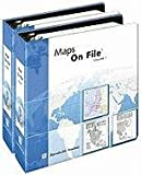 Maps on File®, 2010 Edition, 2-Volume Set, Facts on File, Inc. Staff, 0816078718