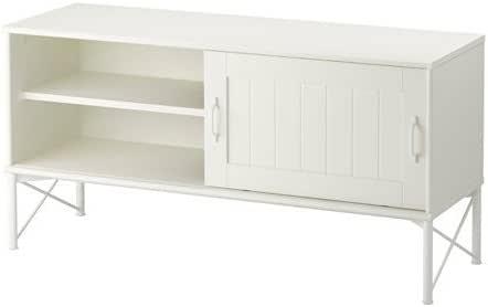 IKEA TOCKARP TV-Banco de blanco; (118 x 38 cm): Amazon.es: Hogar