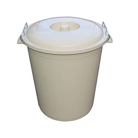 Small / Large Plastic Bin Ideal For Kitchen / Food / Flour / Storage /  Container