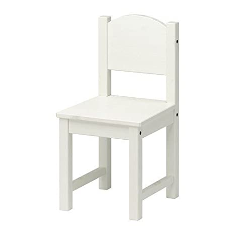 Ikea Sundvik Kinderstuhl Weiss Stuhl Kindersitzmobel Kinder