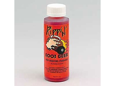 Manhattan Oil Scented Gas Additive 4 oz Rippin' Root Beer by Power Plus Lubricants