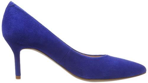 Para Sapphire Karace Mujer Tacón De Unisa ks sapphire Zapatos Azul SwaqXXz