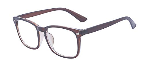 Outray Big Frame Clear Glasses For Women Men