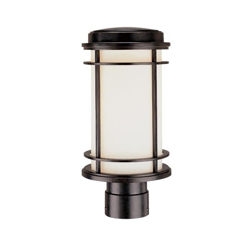 Mission Style Outdoor Post Lighting