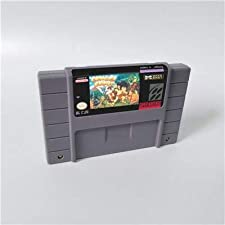 Game card - Game Cartridge 16 Bit SNES , Game Congo's Caper - Action Game US Verion