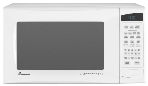 UPC 719881136806, Amana 1.4 cu. ft. Countertop Microwave, AMC5143AAW, White