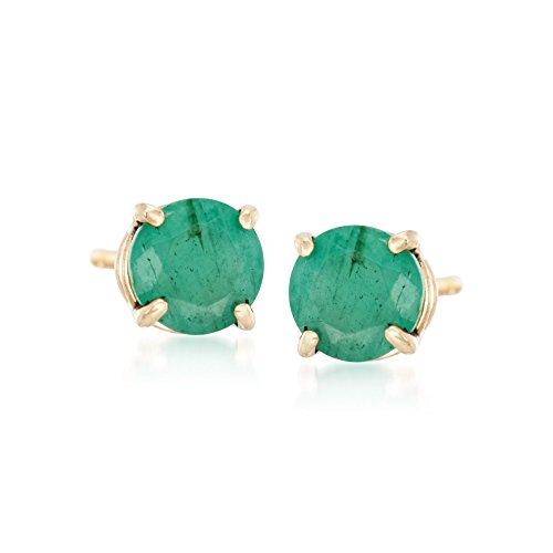 0.5 Ct Emerald Ring - 6