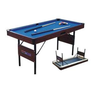 Beau BCE 5 Foot Folding Pool Table (LCR)