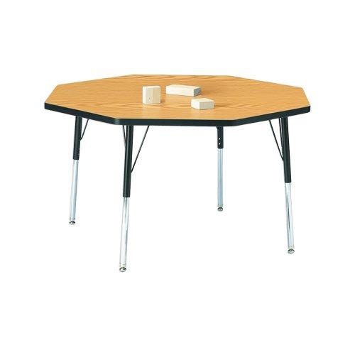 Kydz Activity Table - Octagon Oak/48