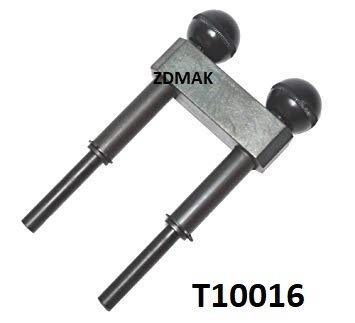 ZDMak T10016 T10074 LOCKING TOOLS for VW, AUDI, SEAT SKODA FSI 16v 1.4 1.6