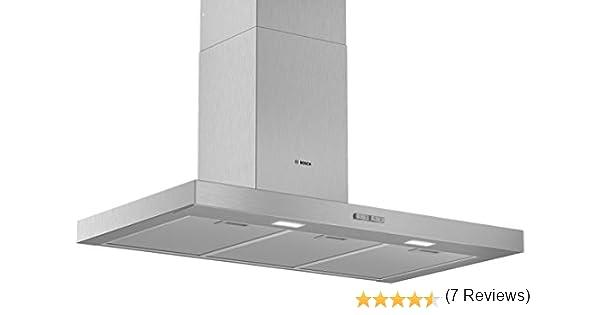 Bosch Serie 2 DWB96BC50 - Campana (590 m³/h, Canalizado, A, A, C, 70 dB): 229.19: Amazon.es: Grandes electrodomésticos
