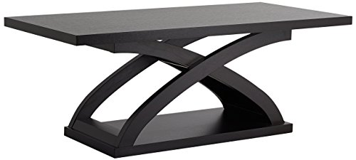 247SHOPATHOME IDF-4641C Coffee-Tables, Espresso