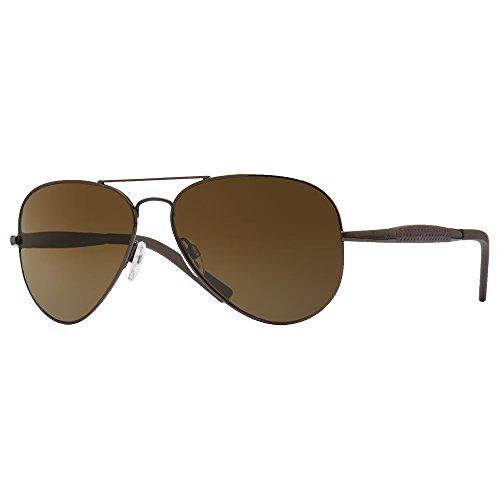 Callaway Men's Polarized Sunglasses, Brown, - Sunglasses Callaway