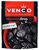 Venco Licorice Coins 8.4 Oz Bag (Pack of 10)