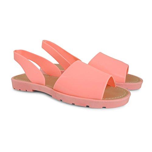 Footwear Sensation - Sandalias para mujer Negro - negro