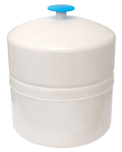 Eastman 60023 Det-12 Thermal Expansion Tank, 4.5 Gal, 3/4 In Mpt, Steel 4.5 Gallon White ()