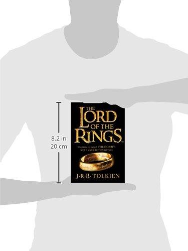 The Lord of the Rings: Amazon.de: J.R.R. Tolkien: Fremdsprachige Bücher