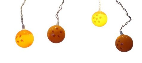 Rabbit Tanaka Dragon Ball Z String Lights for sale  Delivered anywhere in USA