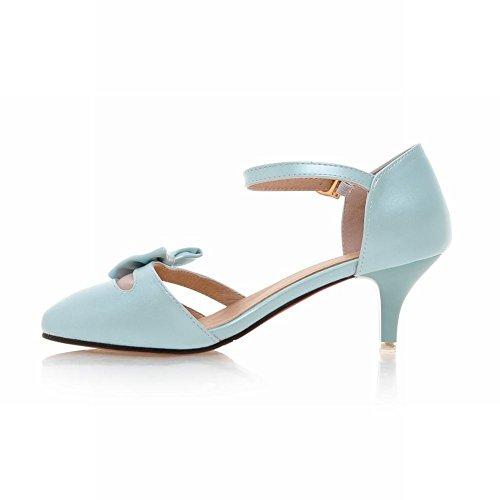 Cute Mee Jane talonnette Arcs Chaussures Supérieure Bleu Ladies Chaussures Mary EF16OAwqxA