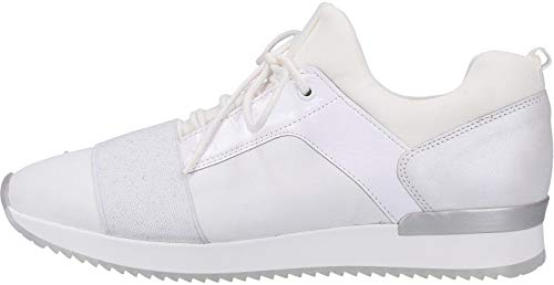 Blanc Shoes 21 Casual weiss Basses Femme Gabor Sneakers ZdXnqnwU