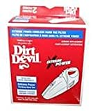 Dirt Devil 0914 Extreme Power Rechargeable Handheld Vacuum Filter 2PK # 3ME1300001