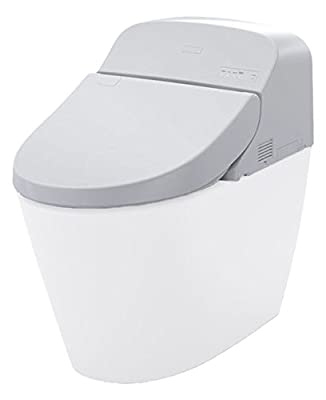 TOTO SN920M#01 Modern G400 Washlet Unit - Cotton, Cotton/White