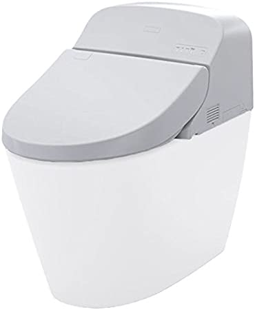 Toto Sn920m 12 G400 Integrated Toilet Washlet Top Unit Only Sedona Beige Amazon Com