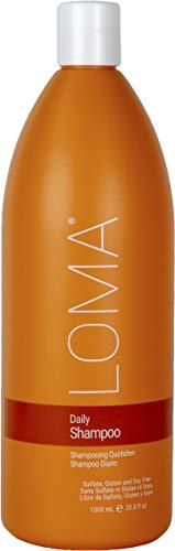 Loma Hair Care Daily Shampoo, 33.8 Fl Oz