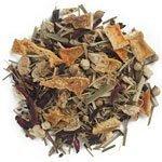 Frontier Bulk Lemon Ginger Herbal Tea Blend, 1 lb. package by Frontier