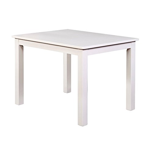 Furniture of America Allie Kids 5 Piece Table and Chair Set in White by Furniture of America (Image #1)