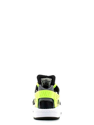Nike Bambino 017 Sneaker Nero 704949 n16qzU8
