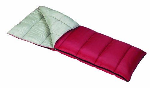Mountain Trails Lindenwood 40-Degree Adult Rectangular Sleeping Bag, Outdoor Stuffs