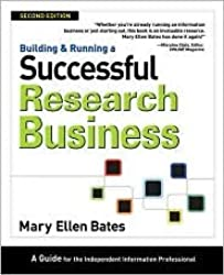 Building and Running a Successful Research Business 2nd (second) edition Text Only