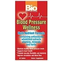 Pressure 60 Tabs (Blood Pressure Wellness , 60 tab ( Multi-Pack) by BIO NUTRITION INC)