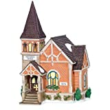 Department 56 New England Village Providence Church